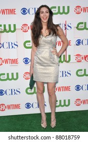 """Madeline Zima - star of """"Californication"""" - at CBS TV Summer Press Tour Party in Beverly Hills.  July 28, 2010  Los Angeles, CA Picture: Paul Smith / Featureflash"""