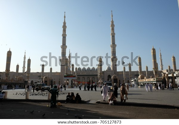 Madinah Saudi Arabia 2 December 2017 Stock Photo (Edit Now
