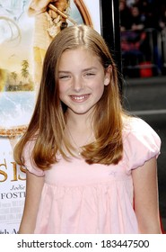 Madison Davenport at Premiere of NIM'S ISLAND, Grauman's Chinese Theatre, Los Angeles, CA, March 30, 2008