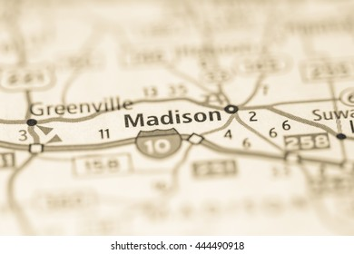 Madison Florida Map.Royalty Free Madison Florida Stock Images Photos Vectors