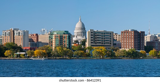 madison wisconsin skyline images stock photos vectors shutterstock