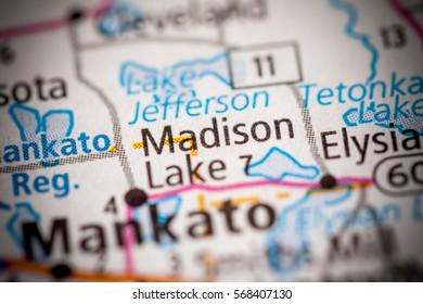 Madison Lake. Minnesota. USA