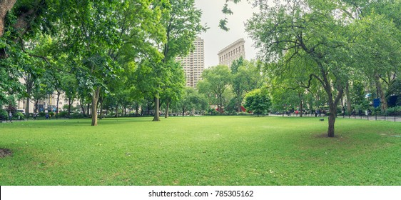 Madison Square Park, New York City.