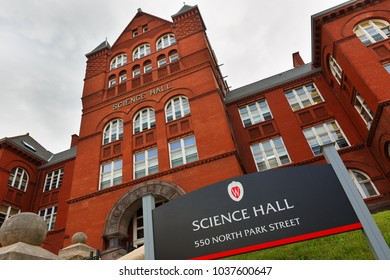 Uw Madisons Science Hall In All Its Red >> University Of Wisconsin Images Stock Photos Vectors Shutterstock