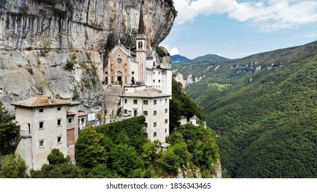 Madonna della Corona in Italien