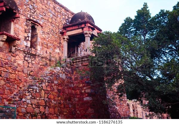 Madrasa Hauz Khas Delhi India Leading Stock Photo (Edit Now) 1186276135
