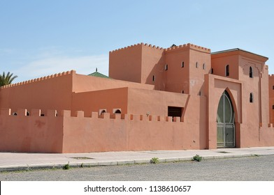 Madrasa School on the outskirts of the city of Marrakech, Morocco