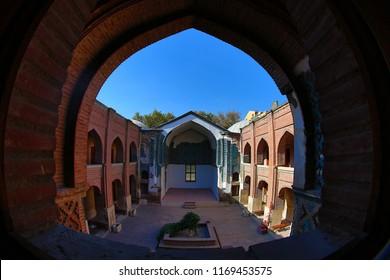madrasah mosque anatolia
