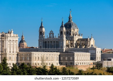 Madrid, The Almudena Cathedral