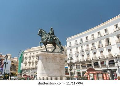 foto de Charles Iii Spain Images, Stock Photos & Vectors | Shutterstock