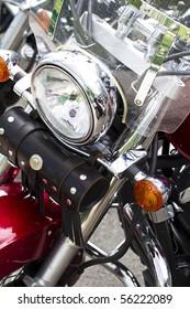 Madrid, Spain. 26 June 2010. Harley Davidson meeting.