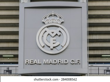 real madrid logo images stock photos vectors shutterstock