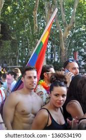 Orgullo Gay de Madrid 2020 ¡El orgullo más grande de Europa y posiblemente el más caliente!