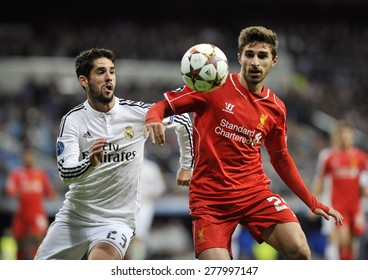 Real Madrid Vs Liverpool Images Stock Photos Vectors Shutterstock