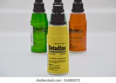 Betadine Images, Stock Photos & Vectors   Shutterstock