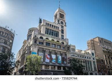 Imágenes Fotos De Stock Y Vectores Sobre Madrid Circulo