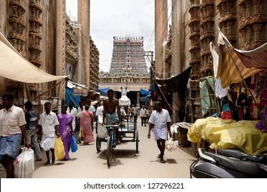 Indian Market Images, Stock Photos & Vectors | Shutterstock