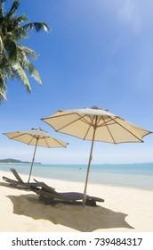 Maenam beach,Thailand