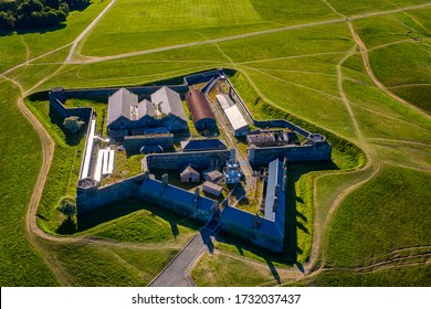 The Magazine Fort is a bastion fort and magazine located within the Phoenix Park, in Dublin, Ireland. Built in 1735, it was occupied by British Armed Forces until 1922 when it was turned over