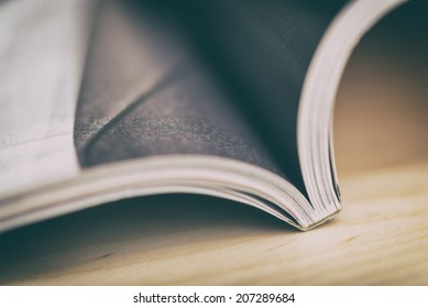 Magazine Macro