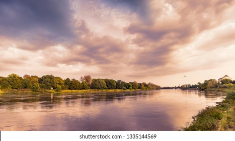 Magdeburg, capital city of Saxony Anhalt in Germany