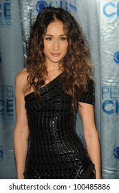 Maggie Q  at the 2011 People's Choice Awards - Arrivals, Nokia Theatre, Los Angeles, CA. 01-05-11