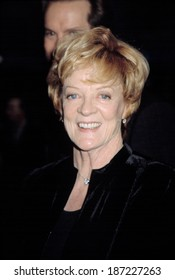 Maggie Smith at premiere of MY HOUSE IN UMBRIA, NY 5/12/2003