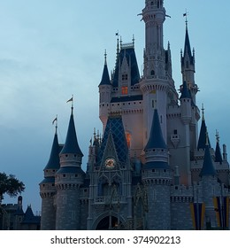 Magic Kingdom Castle