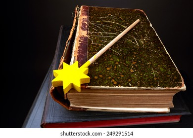 Magic Old Book