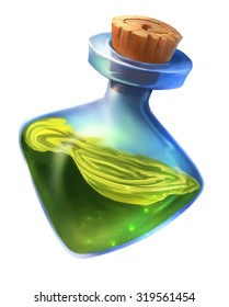 Magic Potion Clipart