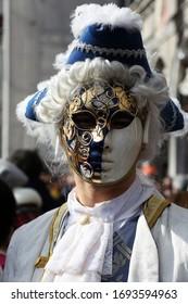 The magic of the Venice carnival