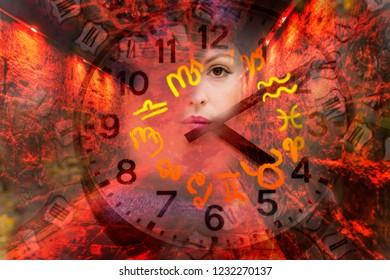 Magic world of astrology