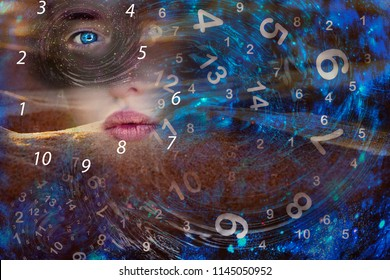 Numerology Images, Stock Photos & Vectors | Shutterstock