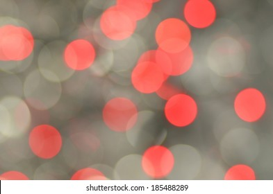 magical colored bokeh background