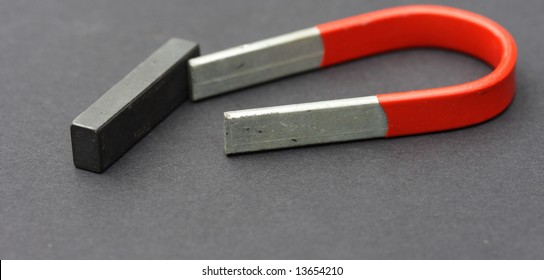 magnet and bar