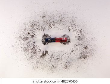Magnetic Field.a single bar magnetic field. Science Magnetic Field. Physics magnetic field.