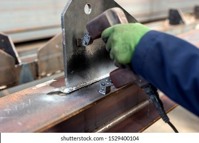 Magnetic particle Inspection (MPI). The process puts a magnetic field into the part. The piece can be magnetized by direct or indirect magnetization.