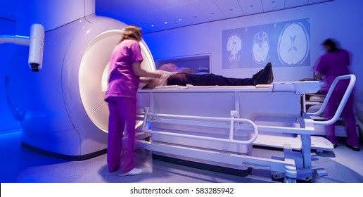 magnetic resonance scanner