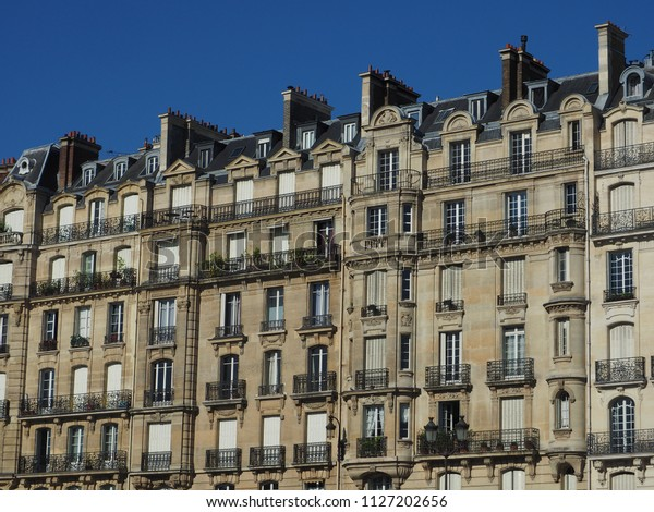Magnificent architecture of French capital
