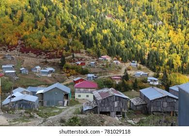 magnificent landscape photos artvin savsat turkey