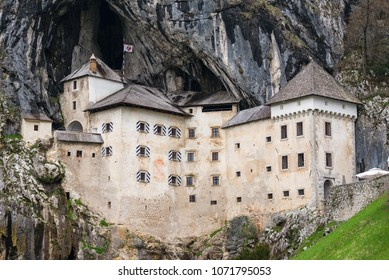 Magnificent Predjama Castle is one of the most famous landmarks in Slovenia, attracting  thousands of tourists each year.