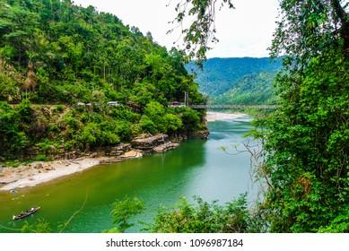 Magnificent View of Dawki River