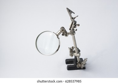 Magnifier of the watchmaker