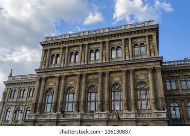 Magyar Tudomanyos Akademia, Budapest, Hungary