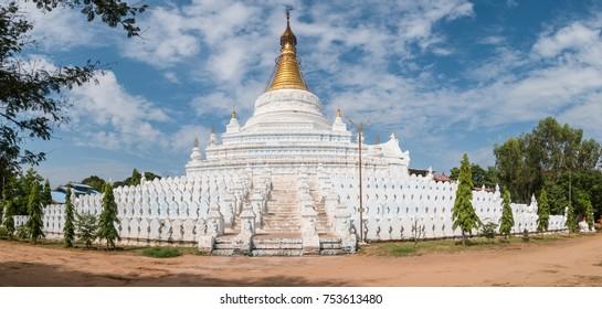 Maha Sandar Mahi Pagoda, Amarapura, Myanmar