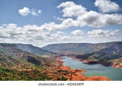 Mahabaleshwar Maharashtra Moutains