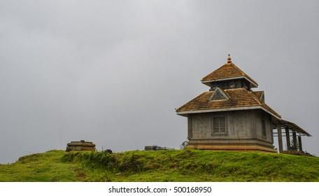 Mahalaxmi Temple near Poombarai, Kodaikanal, Tamil Nadu, India