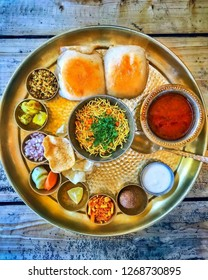 Maharastrian Food - Misal Pav