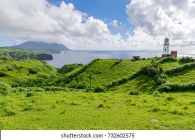Mahatao Hilll at Batan Island , Batanes, Philippines