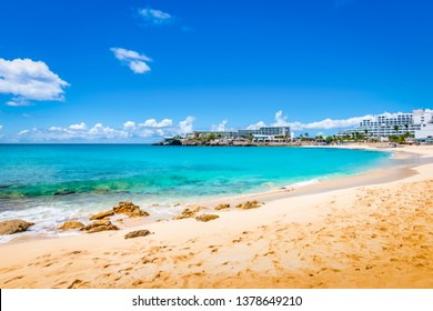 Maho bay beach, Philipsburg, St Maarten